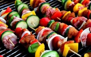 Grillowanie, czyli zdrowy posiłek w ogrodzie